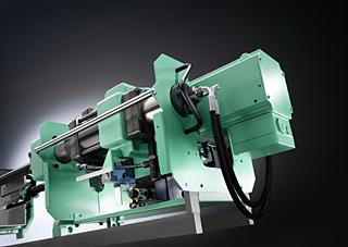 ARBURG - ALLROUNDERs, precision moulding machines